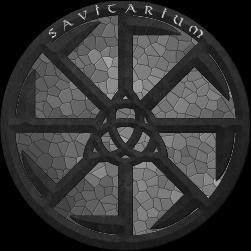 Savitarium Logo Szary