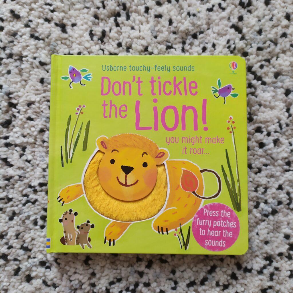 Don't tickle the Lion Usborne
