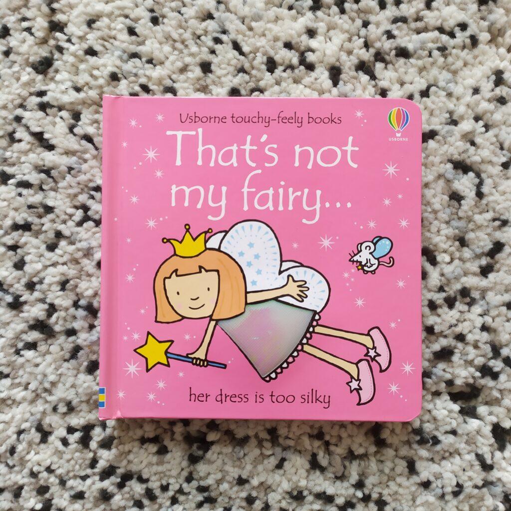 That's not my fairy Usborne