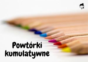 Powtórki kumulatywne - cover photo